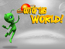 Игровой аппарат Out Of This World